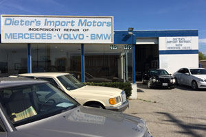 Dieter's Import Motors - Auto Repair Services in Oxnard, CA